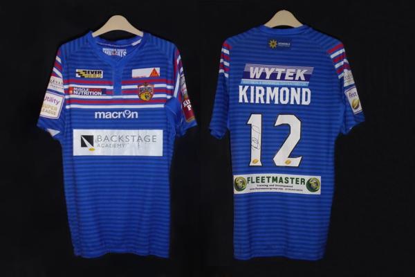 Danny Kirmond's 2016-Season Shirt